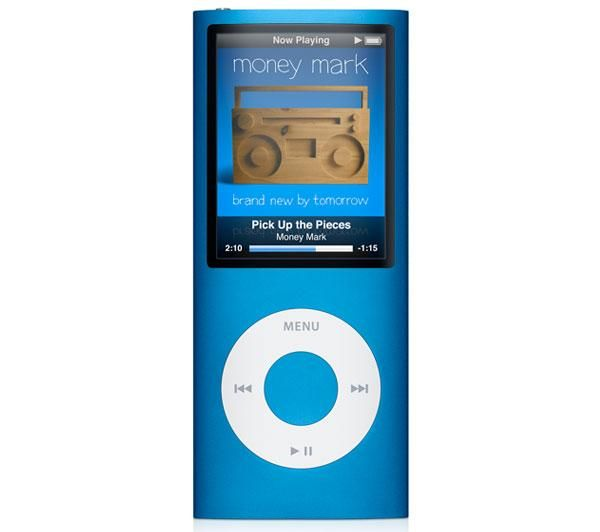 I Finally Have An Ipod A Fancy Blue 16gb Nano To Be Specific